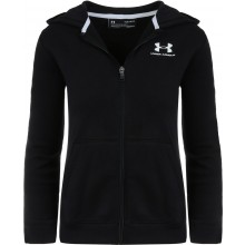 Sweat Under Armour Junior Big Logo Noir
