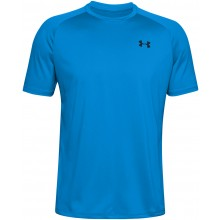 Tee-Shirt Under Armour Tech 2.0 SS Bleu