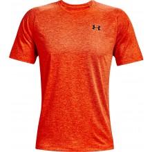 Tee-Shirt Under Armour Tech 2.0 Orange
