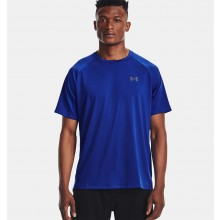 Tee-shirt Under Armour Tech Bleu