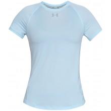 Tee-Shirt Under Armour Femme Qualifier Bleu