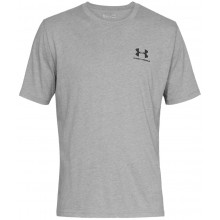 Tee-Shirt Under Armour Sportstyle Gris