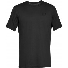 Tee-Shirt Under Armour Sportstyle Left Chest Noir