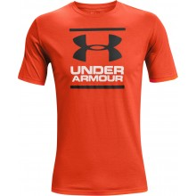 Tee-Shirt Under Armour GL Foundation Rouge