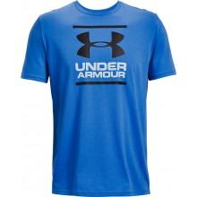 Tee-Shirt Under Armour GL Foundation Bleu