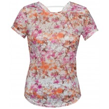 Tee-Shirt Under Armour Femme Printed Violet