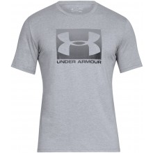 Tee-Shirt Under Armour Boxed Sportstyle Gris