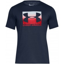 Tee-Shirt Under Armour Boxed Sportstyle Marine