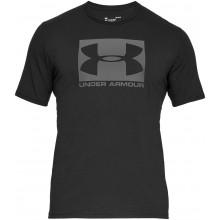 Tee-Shirt Under Armour Boxed Sportstyle Noir