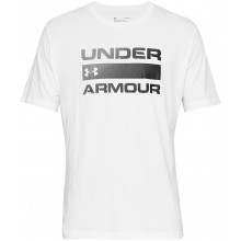 Tee-Shirt Under Armour Issue Wordmark Blanc