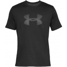 Tee-Shirt Under Armour Big Logo Noir
