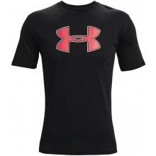Tee-Shirt Under Armour Big Logo Noir