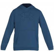 Sweat Under Armour A Capuche Performance Fleece Graphic Marine