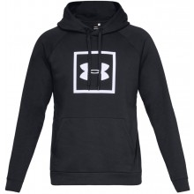 Sweat Under Armour à Capuche Rival Fleece Noir