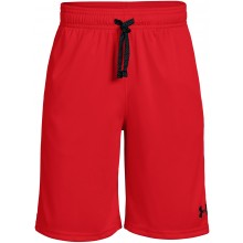 Short Under Armour Junior Garçon Prototype Rouge