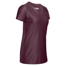 Tee-Shirt Under Armour Femme Novelty Violet