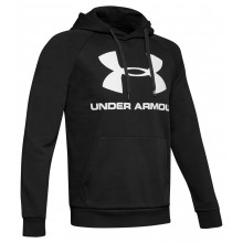 Sweat Under Armour Fleece Rival Noir