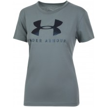 Tee-Shirt Under Armour Femme Classic Graphic Sportstyle