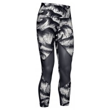 Collant Under Armour Heatgear Print Ankle Crop Noir