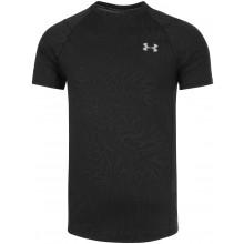 Tee-Shirt Under Armour Mk1 Jacquard Noir