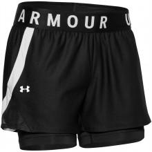 Short Under Armour Femme Play Up 2IN1 Noir