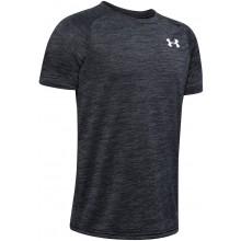Tee-Shirt Under Armour Junior Garçon 2.0 Printed SS  Bleu