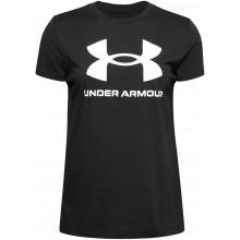 Tee-Shirt Under Armour Femme Live Sportstyle Noir