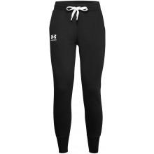 Pantalon Under Armour Femme Rival Fleece Noir