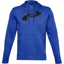Sweat à Capuche Under Armour Big Logo Bleu