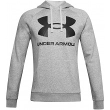 Sweat Under Armour Rival Fleece Big Logo Gris
