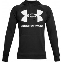 Sweat Under Armour Rival Fleece Big Logo Noir