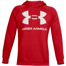 Sweat Under Armour Rival Fleece Big Logo Rouge