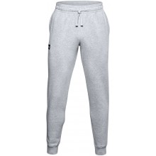 Pantalon Under Armour Rival Fleece Gris