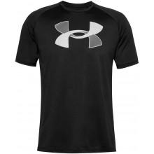 Tee-Shirt Under Armour Big Logo Tech Noir