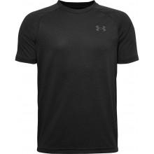 Tee-Shirt Under Armour Junior Garçon Tech Bubble Noir