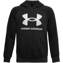 Sweat Under Armour Junior Garçon Fleece Noir