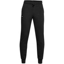 Pantalon Under Armour Junior Garçon Rival Fleece Noir