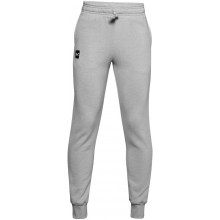 Pantalon Under Armour Junior Garçon Rival Fleece Gris