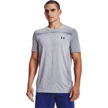 Tee-Shirt Under Armour Seamless Gris