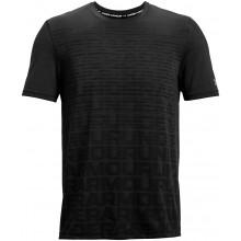 Tee-Shirt Under Armour Seamless Wordmark Noir