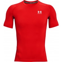 Tee-Shirt Compression Under Armour Heatgear Rouge