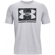 Tee-Shirt Under Armour ABC Camouflage Gris