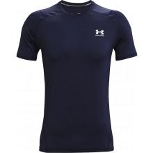 Tee-Shirt Under Armour Heatgear Fitted Marine