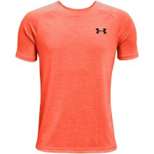 Tee-Shirt Under Armour Junior Garçon Tech 2.0 Rouge