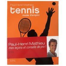 Livre Tennis Mode D'Emploi