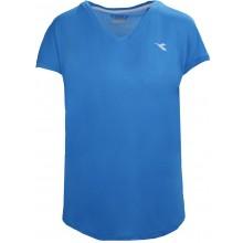 Tee-Shirt Diadora Femme Team Bleu
