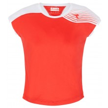 Tee-Shirt Diadora Junior Fille Court