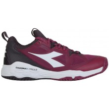 Chaussures Diadora Femme Speed Blushield Fly 2 Toutes Surfaces Violettes