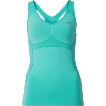 Débardeur Odlo Femme Evolution Turquoise