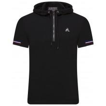 Tee-Shirt à Capuche Le Coq Sportif Tech n°1 Noir